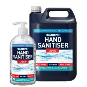 Concept W.H.O. approved Hand Sanitiser 500ml